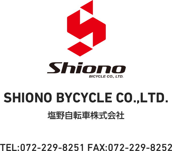 SHIONO BICYCLE CO.,LTD.