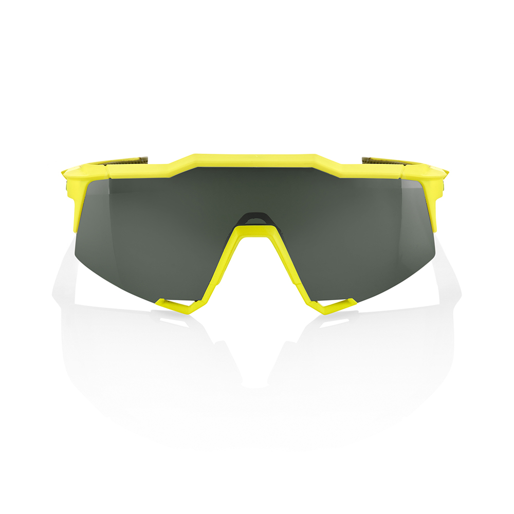 SPEEDCRAFT – Soft Tact Banana – Grey Green Lens