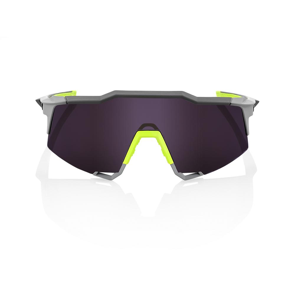 SPEEDCRAFT – Soft Tact Midnight Mauve – Dark Purple Lens