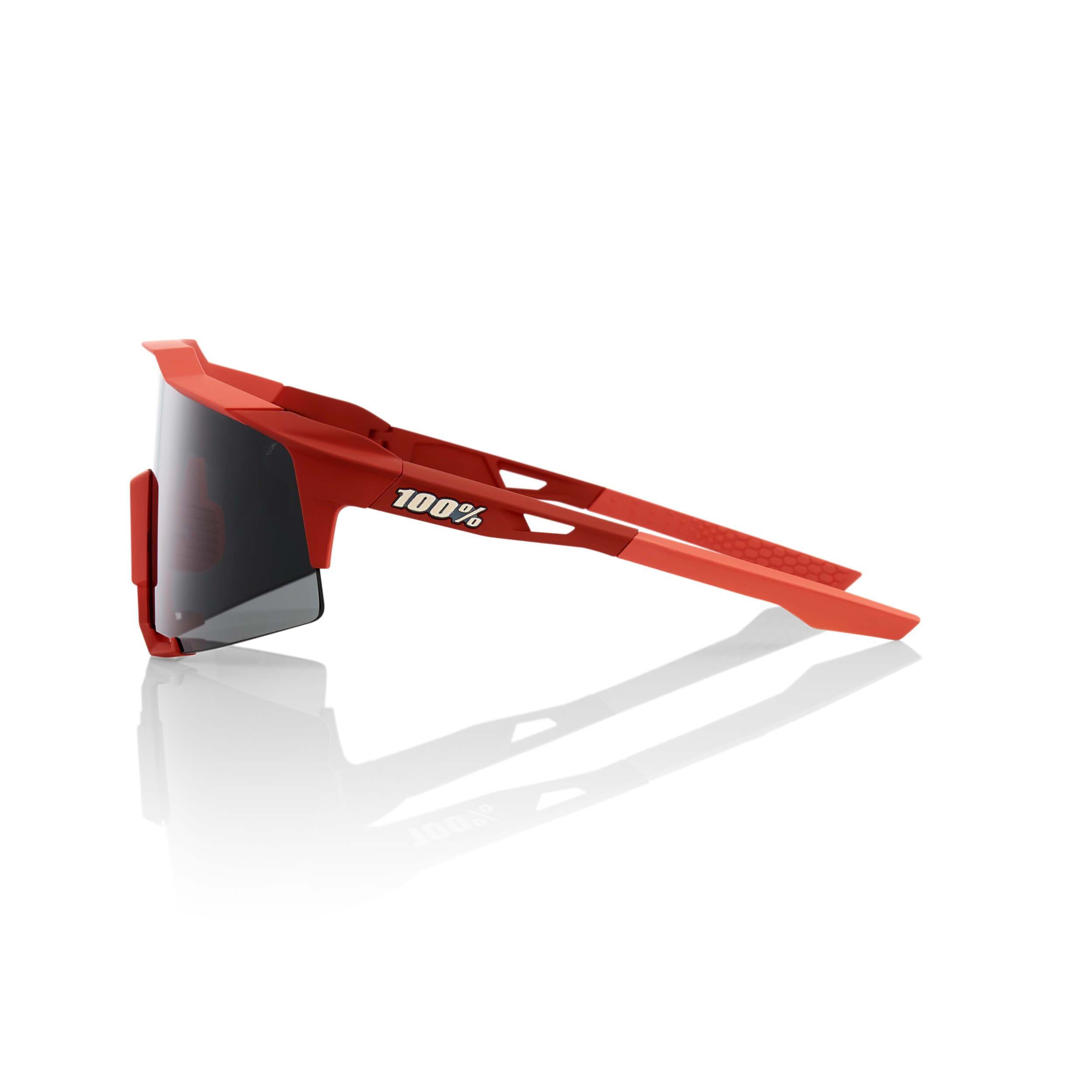 SPEEDCRAFT – Soft Tact Coral – Black Mirror Lens