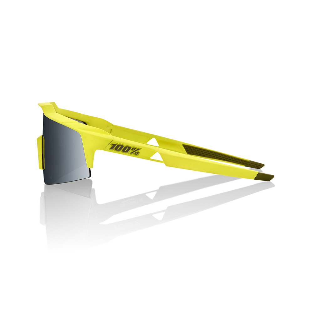 SPEEDCRAFT SL – Soft Tact Banana – Black Mirror Lens