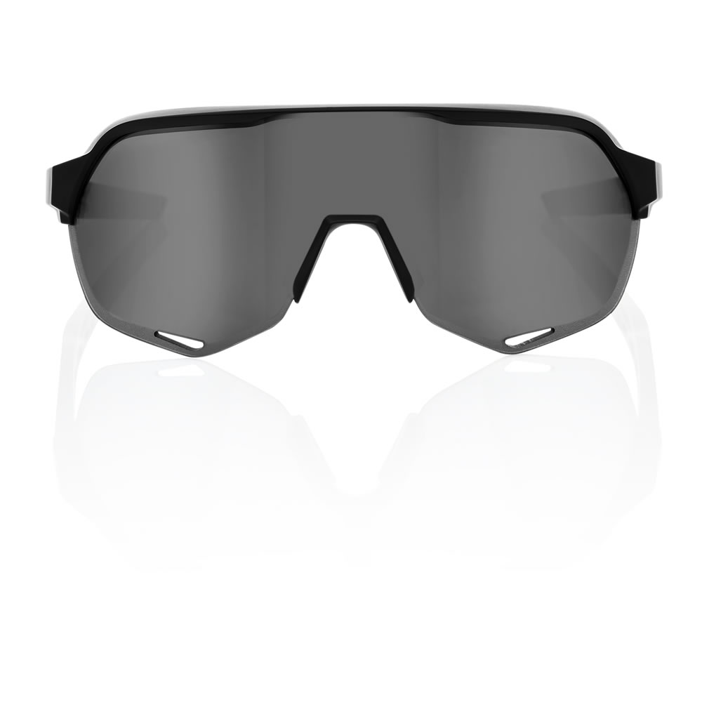S2 – Soft Tact Black – Smoke Lens