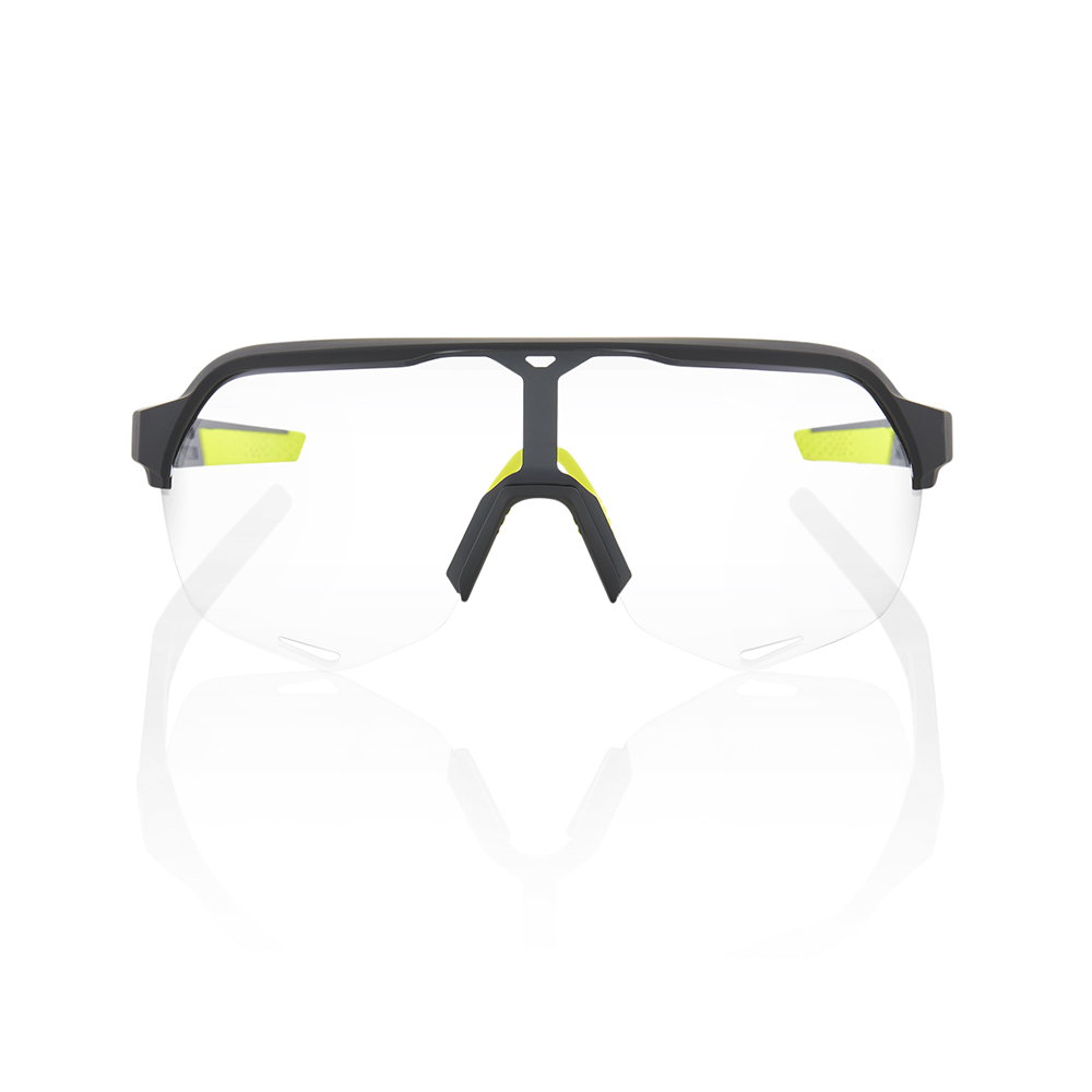 S2 – Soft Tact Cool Grey – Photochromic Lens
