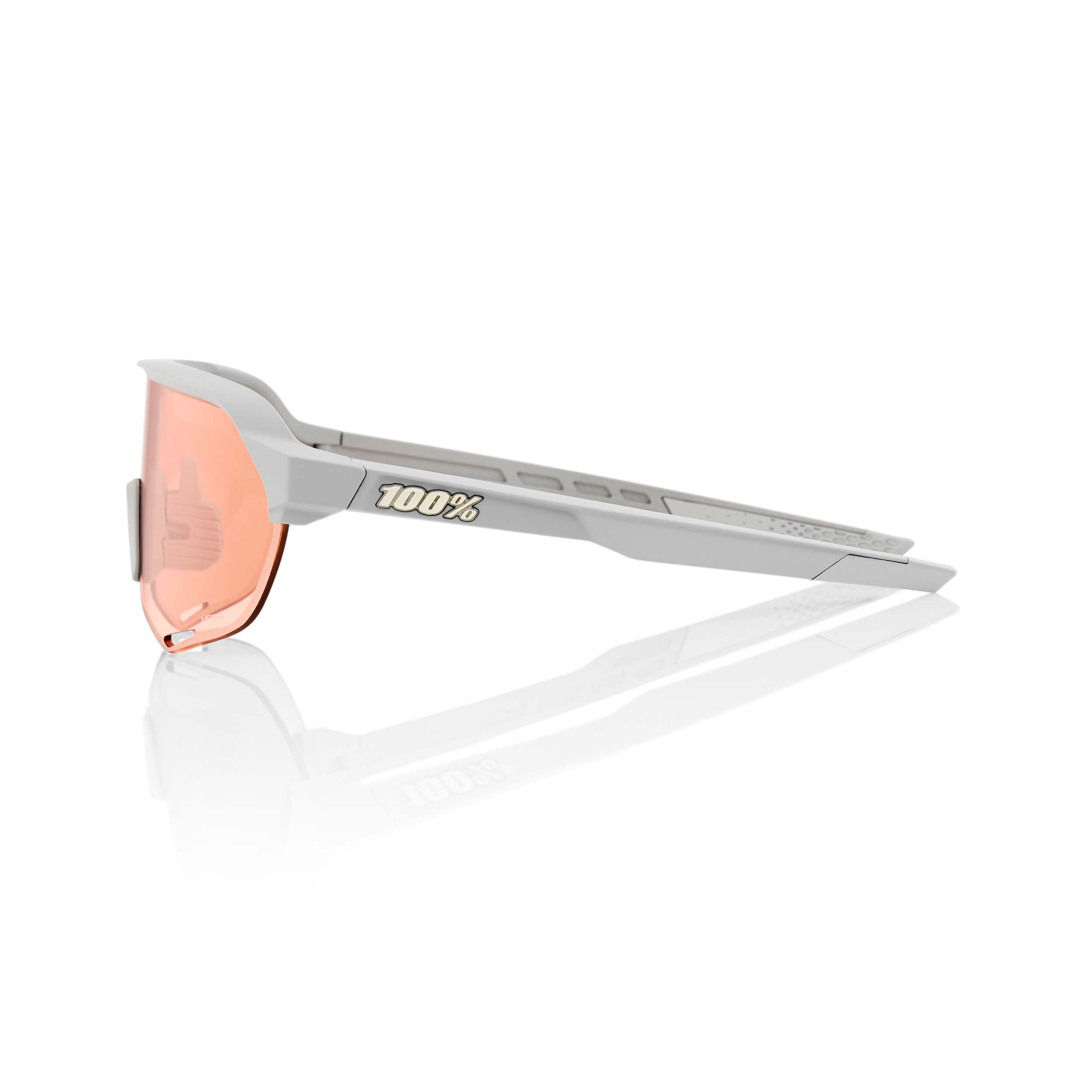 S2 – Soft Tact Stone Grey – HiPER Coral Lens