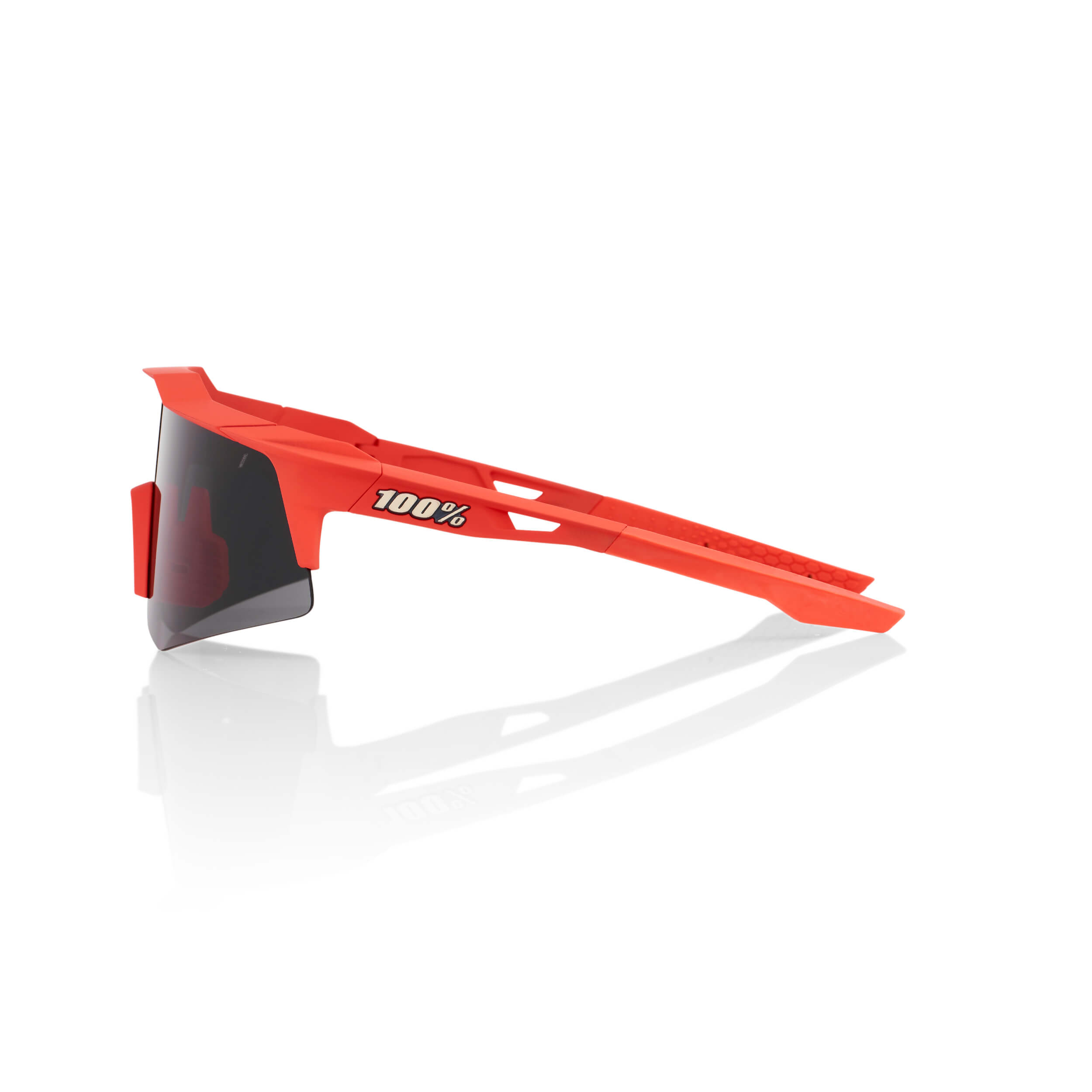 SPEEDCRAFT XS – Soft Tact Coral – Smoke Lens