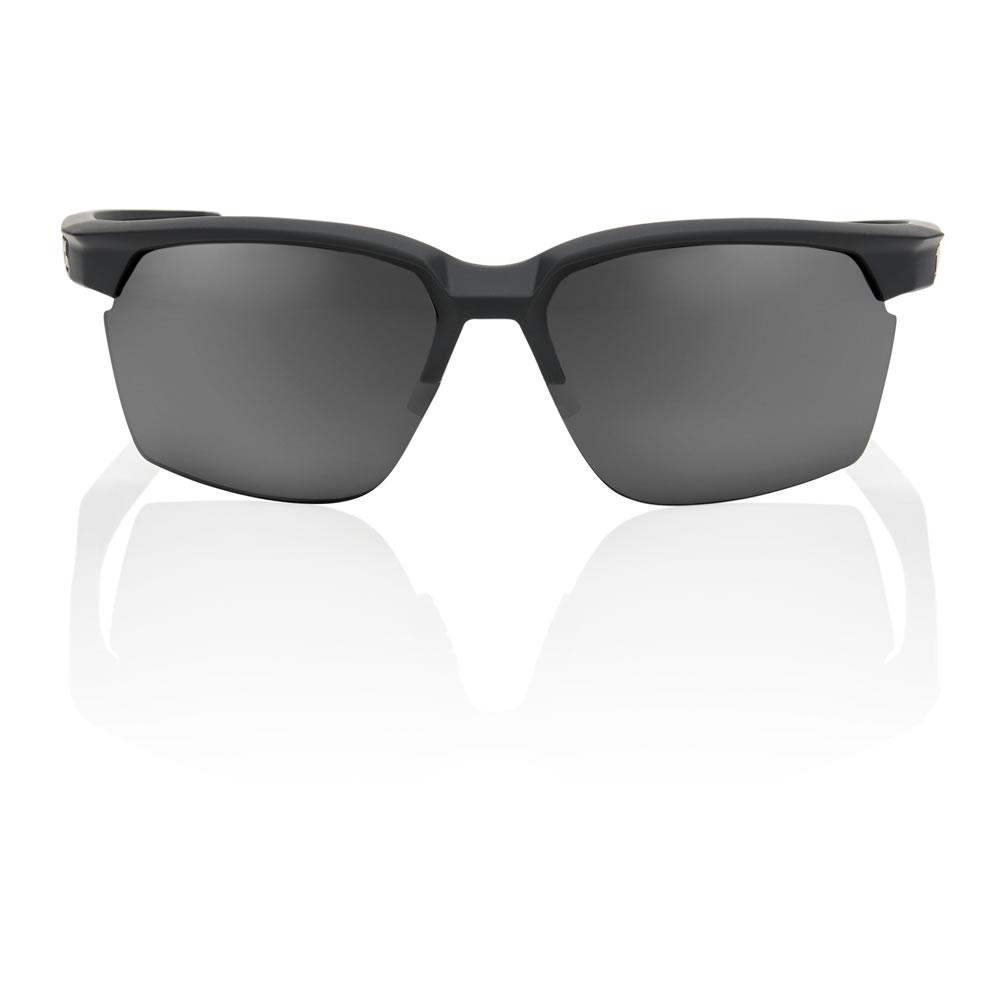 SPORTCOUPE – Soft Tact Black – Smoke Lens
