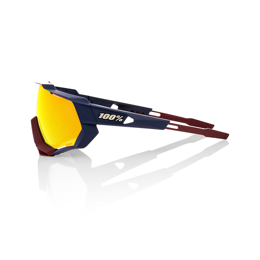 SPEEDTRAP – Soft Tact Flume / HiPER Red Multilayer Mirror Lens