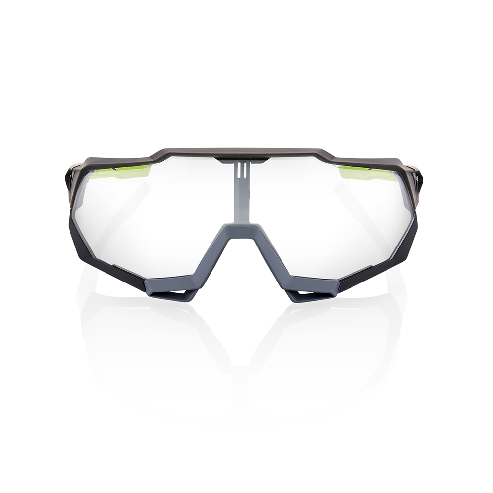 SPEEDTRAP – Soft Tact Cool Grey – Photochromic Lens