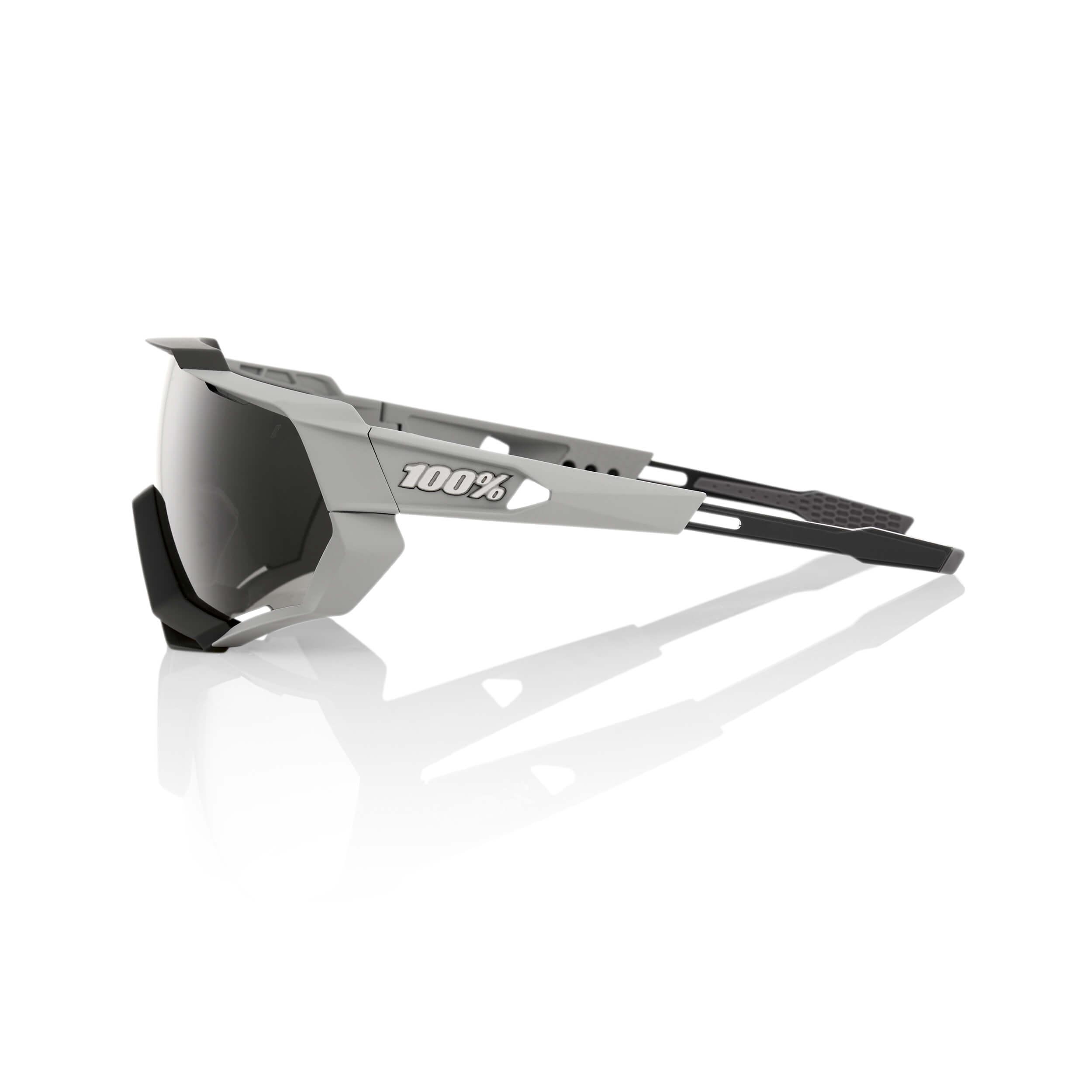 SPEEDTRAP – Soft Tact Stone Grey – Smoke Lens