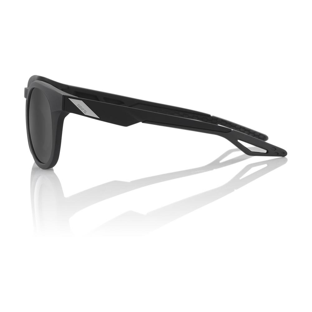 CAMPO – Matte Black – Smoke Lens