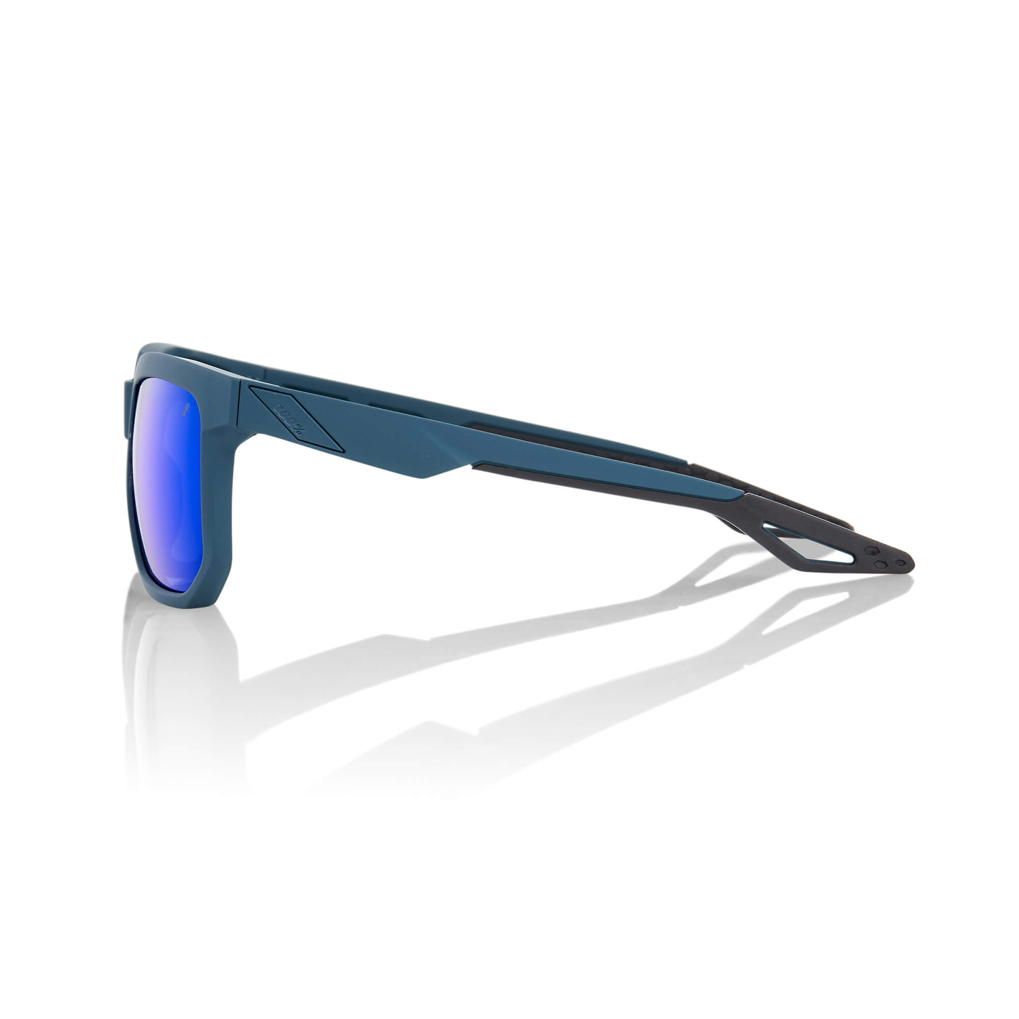 CENTRIC – Soft Tact Blue – Blue Multilayer Mirror Lens