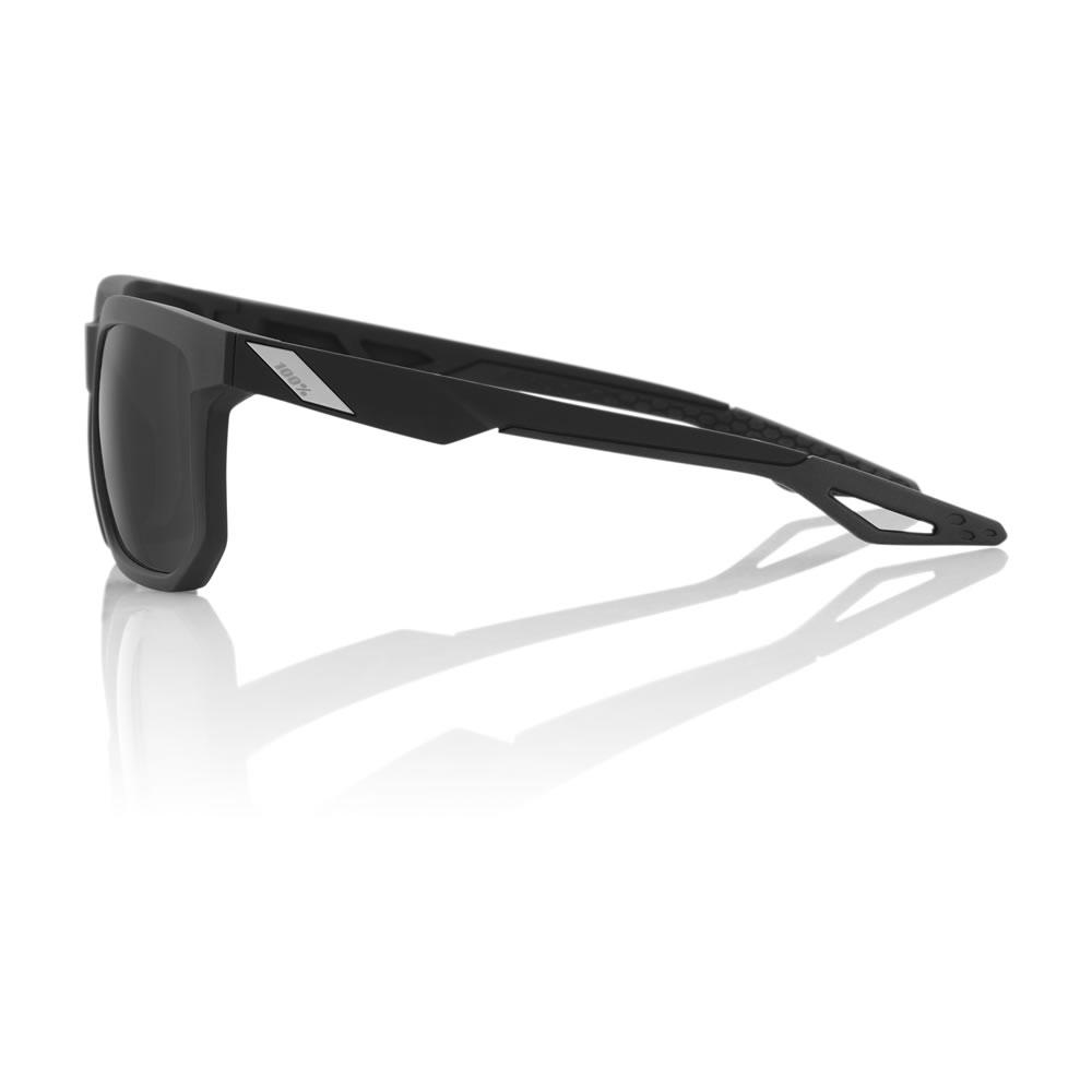 CENTRIC – Matte Black – Smoke Lens