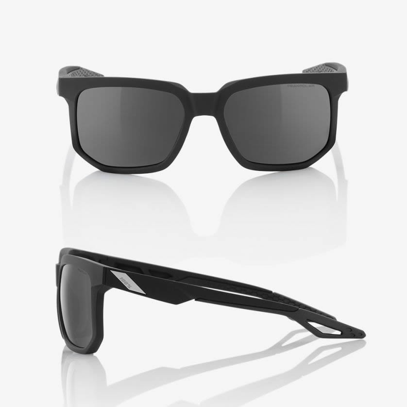 CENTRIC – Soft Tact Black – Grey PEAKPOLAR Lens