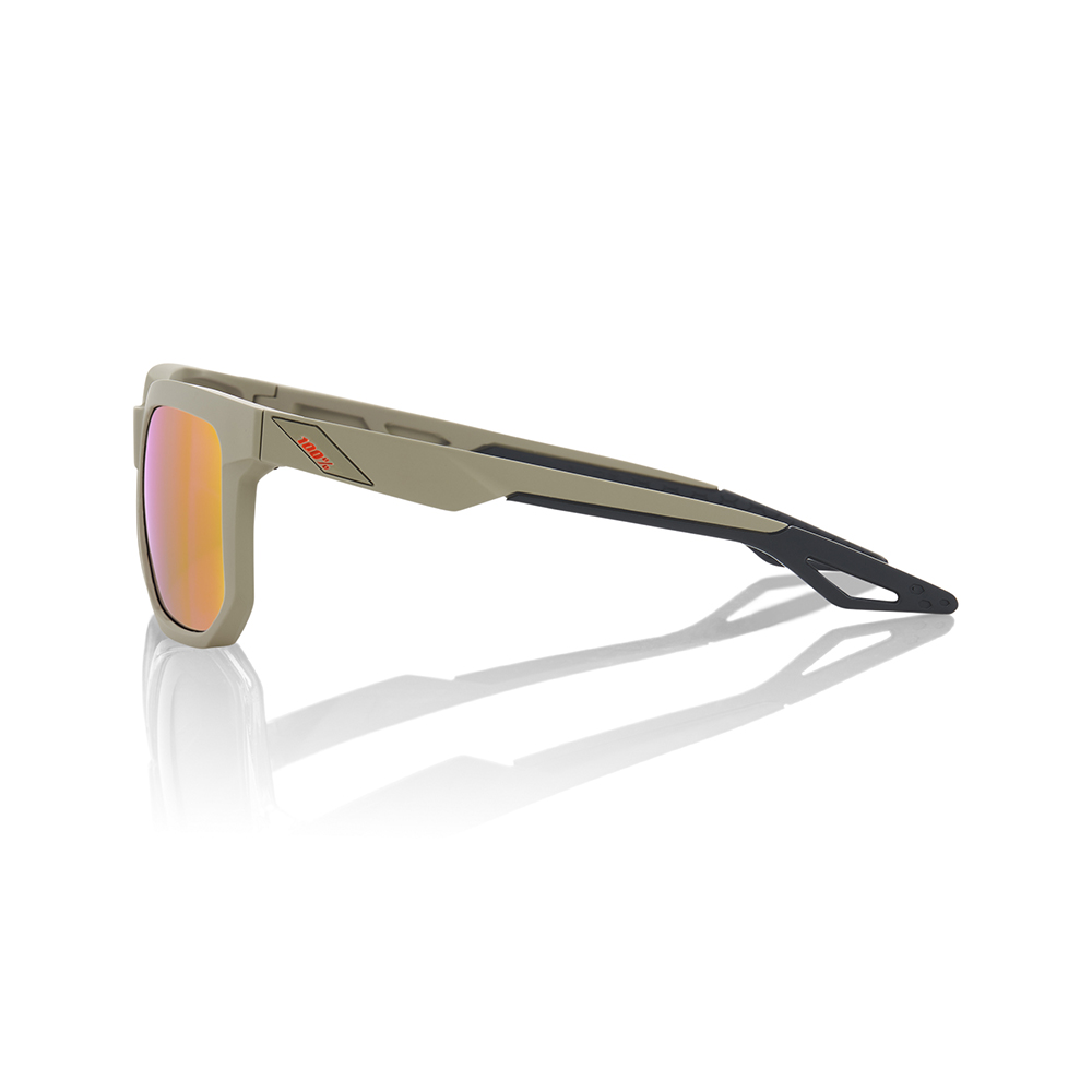 CENTRIC – Soft Tact Quicksand – Purple Multilayer Mirror Lens