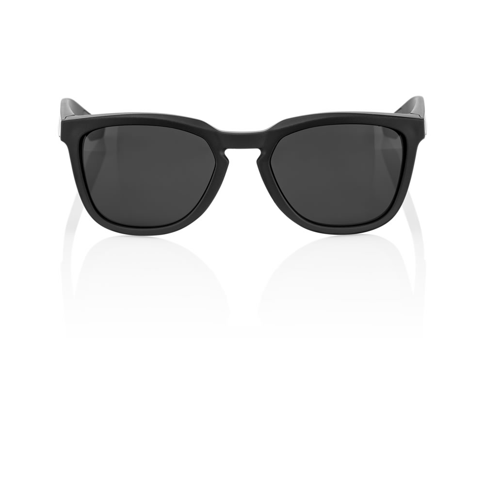 HUDSON – Soft Tact Black – Smoke Lens