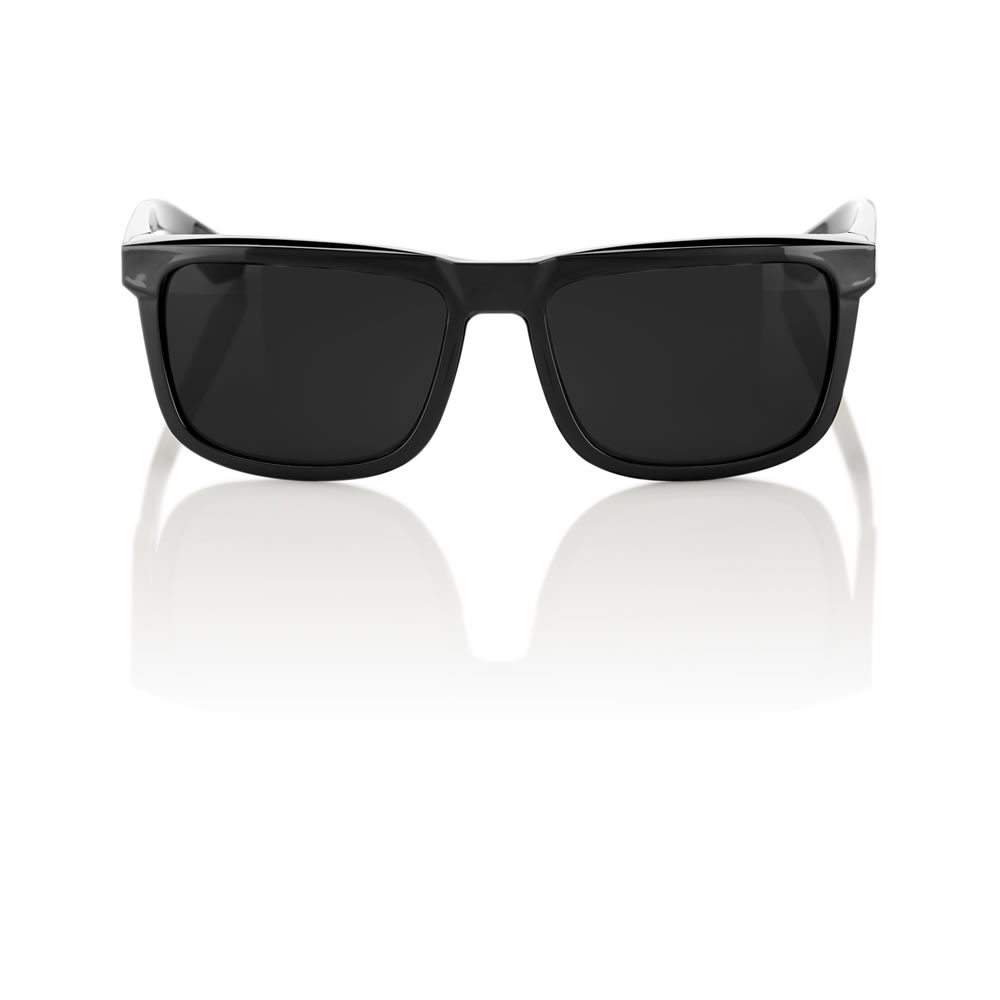 BLAKE – Shiny Black – Grey PEAKPOLAR Lens