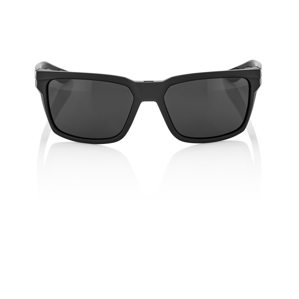 DAZE – Soft Tact Black – Smoke Lens