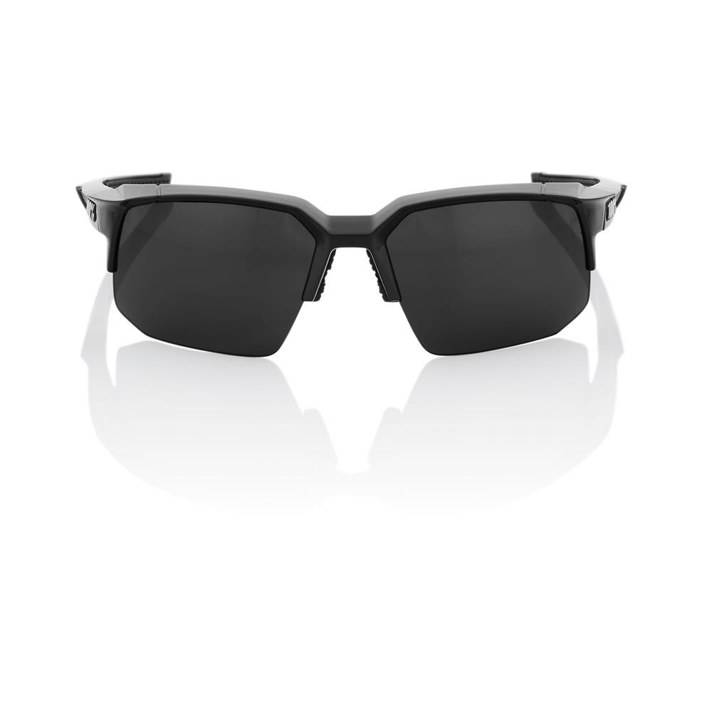 SPEEDCOUPE – Shiny Black – Grey PEAKPOLAR Lens
