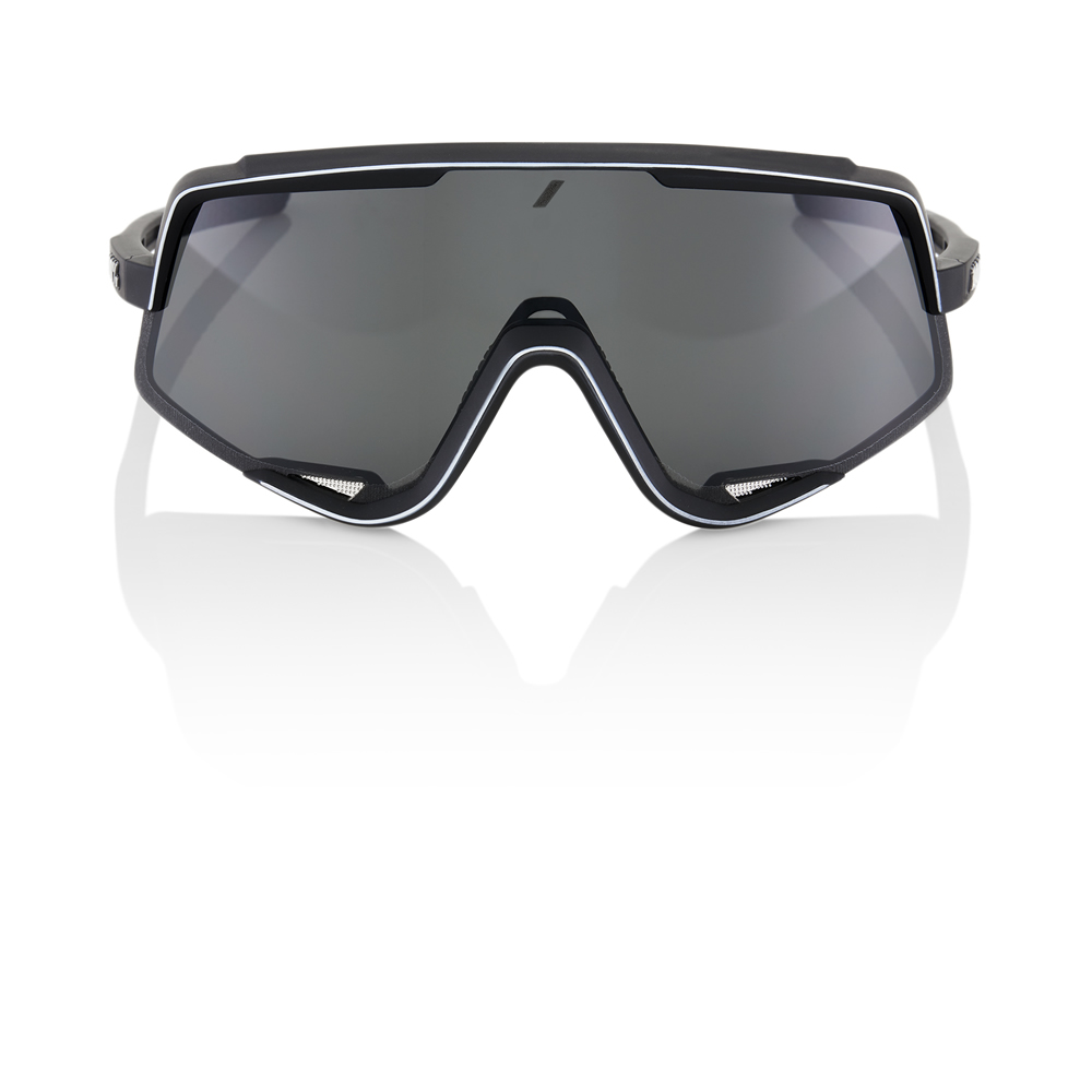 GLENDALE – Soft Tact Black – Smoke Lens