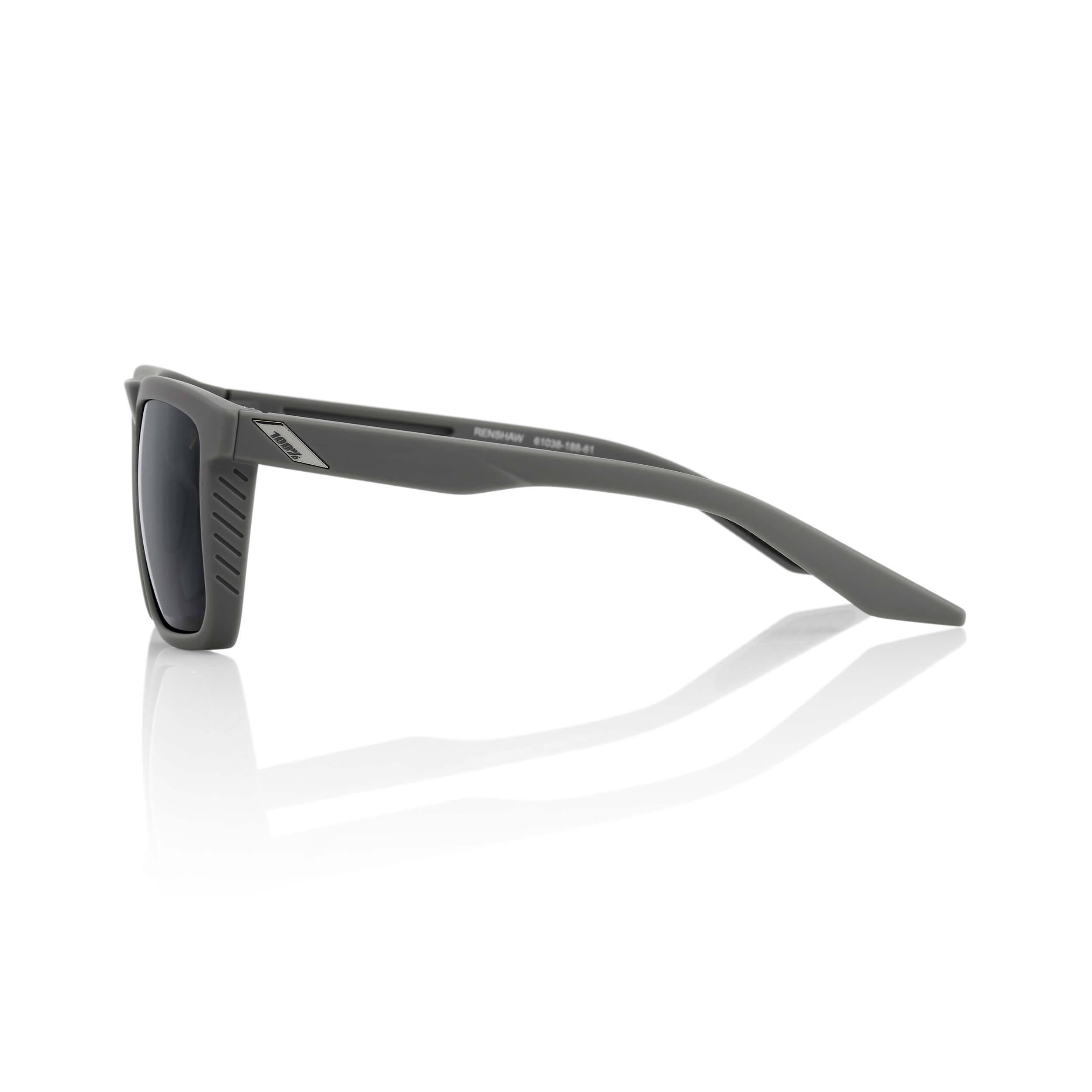 RENSHAW – Soft Tact Cool Grey – Black Mirror Lens