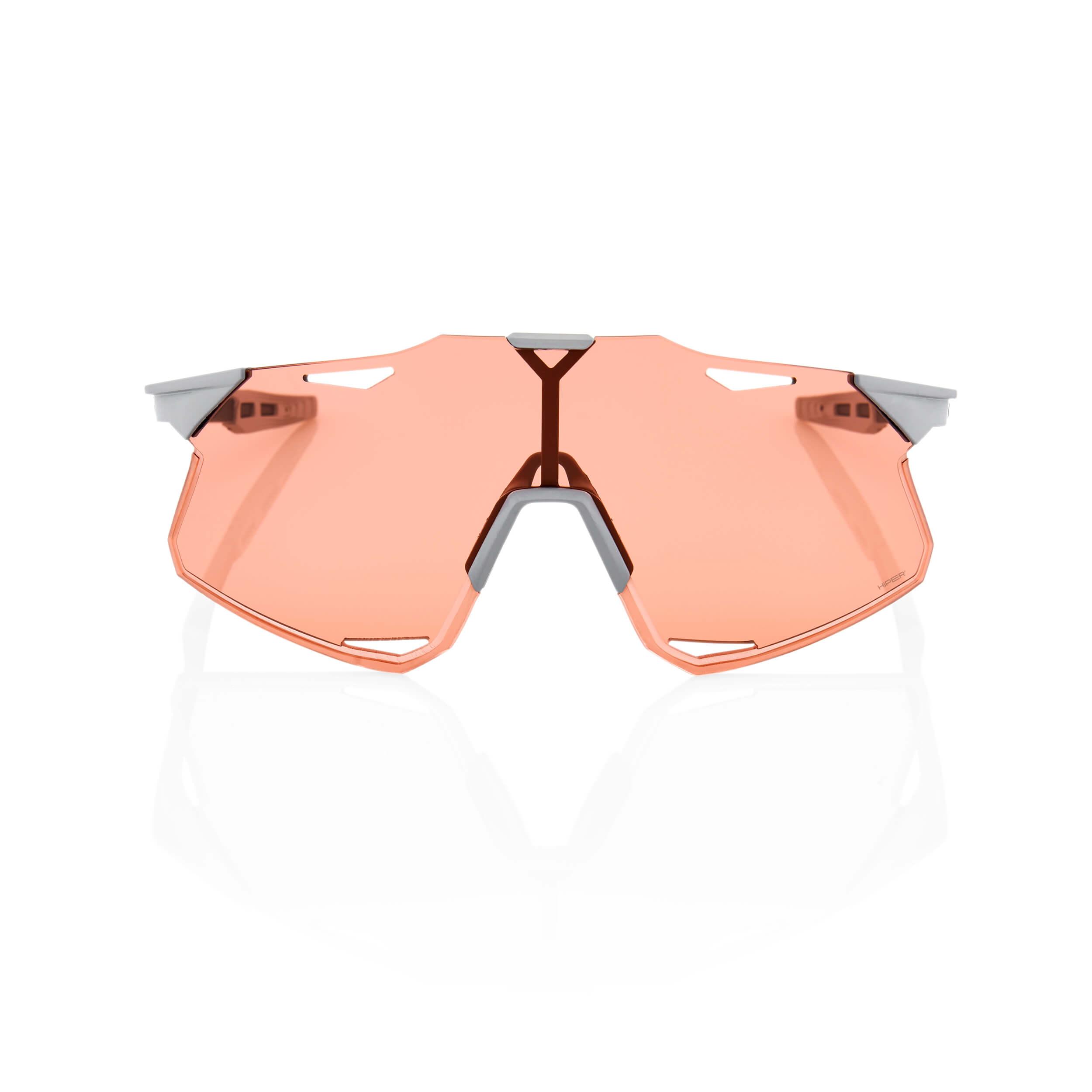 HYPERCRAFT – Matte Stone Grey – HiPER Coral Lens